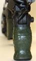 TUFF1 OD Green Death Grip on Hi-Point Carbine