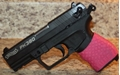 TUFF1 Boa texture in Pink on Walther PK380