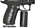 TUFF1 Boa texture in Black on Sig