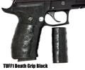 TUFF1 Death Grip texture in Black on Sig