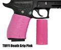 TUFF1 Death Grip texture in Pink on Sig
