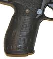 Picture of All Black 2 Pack TUFF1 Gun Grip - Double Cross Grip Black