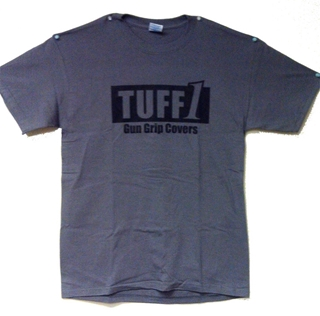 Picture of TUFF1  Grip This T-Shirts Smoke