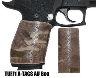 TUFF1 ATACS AU Boa Grip Textured Grip