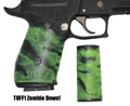 TUFF1 Death Grip texture Zombie Down! on Sig