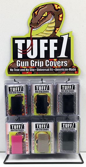 TUFF1 Dealer Display Rack