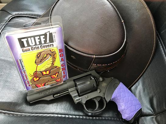 TUFF1 Gun Grips  Photos of TUFF1 Gun Grips sent in from
